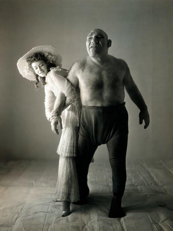 Gerçek Shrek: Maurice Tillet'in ilginç hikâyesi #2